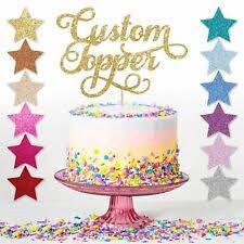 <b>Birthday Cake Decorations</b> for sale | eBay