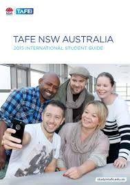 Tafe Nsw Organisational Chart Tafe Nsw Australia 2015 International Student Guide By Dec