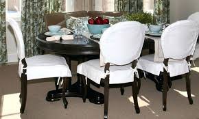 dining room table chair covers large size of dinning room chair slip covers dining chair covers