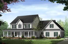 Reasons a Two Story House is for You   America    s Best House    Two Story House Plan