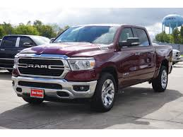 New 2019 RAM All-New 1500 Big Horn/Lone Star Crew Cab in Beaumont ...