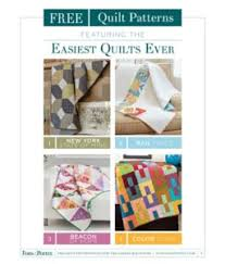Download Your Free Quilt Patterns from The Quilting Company! - The ... & Free Quilting Patterns Adamdwight.com