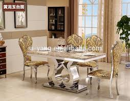 luxury dining room sets marble. unique luxury european classic luxury dining room sets marble table ct006 and luxury dining room sets marble