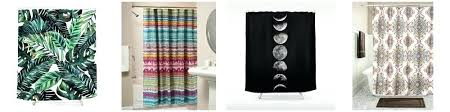 boho shower curtain target boutique