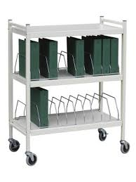 Chart Racks For Medical Records Medical Record Binder Storage Racks Carts Carousels