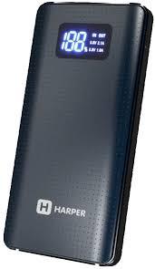 <b>Внешний аккумулятор Harper PB-20000</b> (серый)