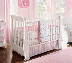 elegant white beautiful baby girl nursery bedding set baby girl crib bedding sets alphonnsine com