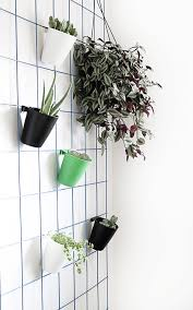 diy modern wire plant hanger on wire wall decor diy with make this super easy diy hanging plant wall curbly