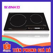 GIÁ RẺ ] Bếp Hồng Ngoại Điện Đôi Sanko F-Cooker Hàng Cao Cấp giảm chỉ còn  2,842,500 đ