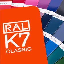 Ral K7 Colour Chart Original Ral K7 Colour Chart