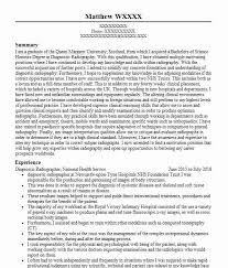 Medical Technology Example 85 Medical Technology And Equipment Cv Examples Healthcare Cvs
