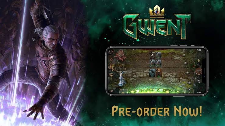 game online terbaru Gwent: The Witcher Card Game