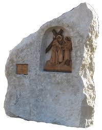Risultati immagini per via crucis nella campagna di tonadico