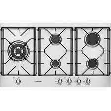 Westinghouse Kitchen Appliances Whg952sa Westinghouse Gas Cook Top The Electric Discounter