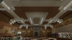 minecraft interior lighting. For Minecraft Ceiling Designs 39 In Minimalist Design Room With Interior Lighting