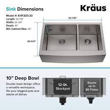 6 Best Farmhouse Sinks Jul 2019 Reviews Buying Guide