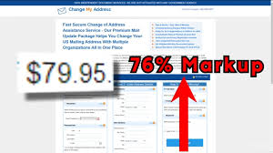 change of address s can cost