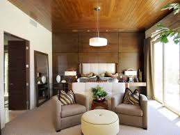 Plywood Plank Ceiling Great Ideas For Upgrading Your Ceiling Hgtvs Decorating
