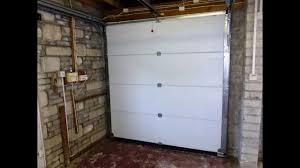 henderson garage doorHenderson G30 Insulated Sectional Garage Door  Ultra Electric