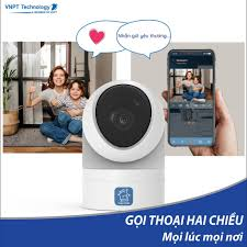 Camera IP Wifi VNPT Technology ONE HOME HVIP02 xoay 360 kèm thẻ 16Gb hàng  Việt Nam - Hệ thống camera giám sát