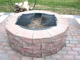 build outdoor stone fire pit build an outdoor fire pit build outdoor fire pit grill how