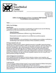 Nurse Anesthetist Resume Perfect Crna Resume To Get Noticed By Company Nurse Anesthetist 11