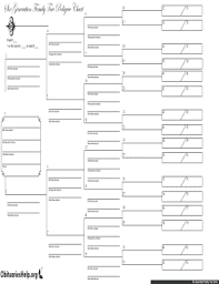 Where To Buy Genealogy Charts 21 Printable Genealogy Chart Template Forms Fillable