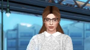 The Sims 4 I SUPERGIRL
