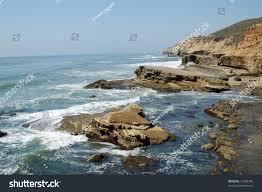 Pacific Coast Landscape Design Inc Pacific Coast Landscape San Diego California Stock Photo