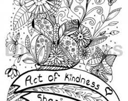 Kindness Coloring Pages Kindness Coloring Pages For Kids At Just