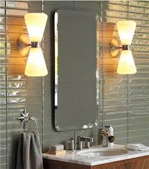 modern bath lighting. Lovely Mid Century Modern Bathroom Lighting Bath