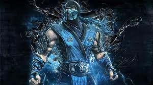 Sub Zero, Mortal Kombat, Video Games ...