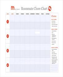 Household Chore Chart 9 Chore Chart Templates In Pdf Free Premium Templates