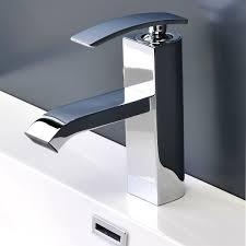 single hole bathroom faucets. CBI Ouli Single Hole Bathroom Faucet In Chrome M11001-081C Faucets M