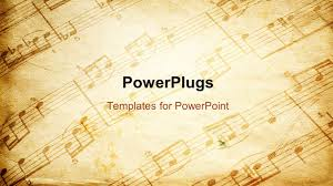 Music Powerpoint Template Music Powerpoint Templates W Music Themed Backgrounds