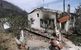 Φωτιά στον Σχίνο: Κάηκαν σπίτια στο Αλεποχώρι – Σε επιφυλακή για  αναζωπυρώσεις (εικόνες) | Η ΚΑΘΗΜΕΡΙΝΗ