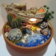 Small Picture 318 best Miniature Fairy Gardens images on Pinterest Fairies