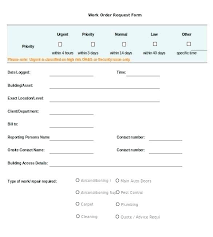 Purchase Order Form Template Simple Request Form Change Template Excel Travel Format Sample Word Payment