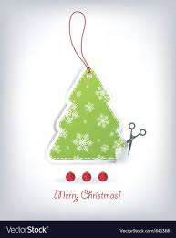 Images Of Christmas Invitations Christmas Tree Shaped Invitations With Bow
