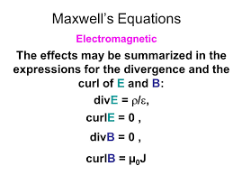 2 maxwell s equations electromagnetic