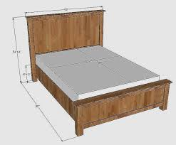 full size pallet bed beautiful diy queen size bed frame with pallets awesome rustic headboard