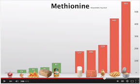 Foods Low In Methionine Chart Cancer Cells Are Addicted To Methionine An Amino Acid Found