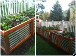 diy galvanized steel raised garden bed 20 diy raised garden bed ideas instructions