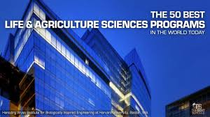 The 50 Best Life and Agriculture Sciences Programs in the World Today