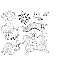 Small Picture bugs coloring pages cool 3 funnycrafts bug coloring sheet