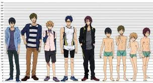 Height Difference Chart Difference Free Darksideanime Free Anime Free