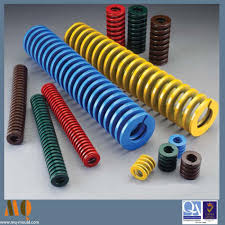 Light Duty Die Springs China Wire Spring Manufacturers Mold Springs Mq876 Photos