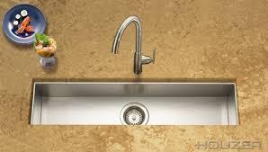 bar prep sink. Plain Sink Zero Radius Undermount Trough BarPrep Sink Ctb3285 And Bar Prep Houzer
