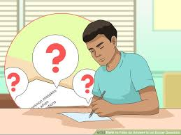 best essay topics Image titled Fake an Answer to an Essay Question Step