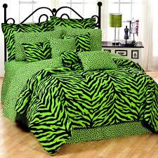 Purple And Green Bedroom Decorating Fair Purple Girl Zebra Bedroom Design And Decoration Using Light